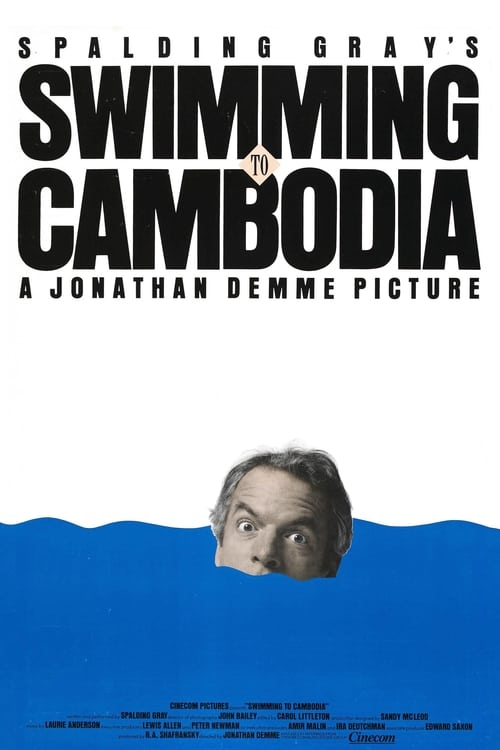 Largescale poster for Swimming to Cambodia