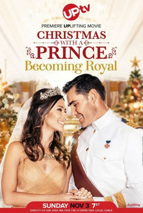 at Dailymotion Christmas with a Prince: Becoming Royal