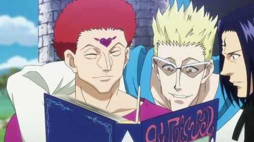 Hunter x Hunter: Season 2 – Episode Evil Fist x And x Rock, Paper, Scissors