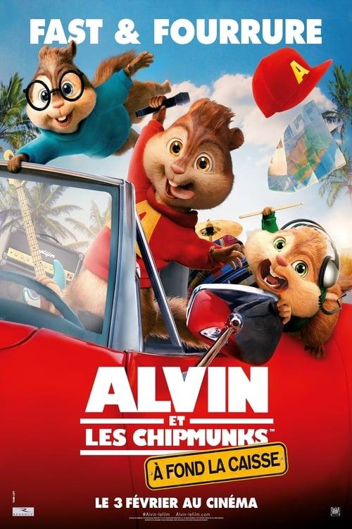 Regarder Alvin et les Chipmunks : À fond la caisse (2015) Streaming HD FR