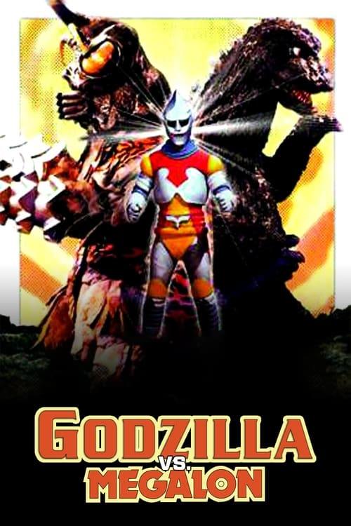 ® Godzilla contre Megalon (1973) ®