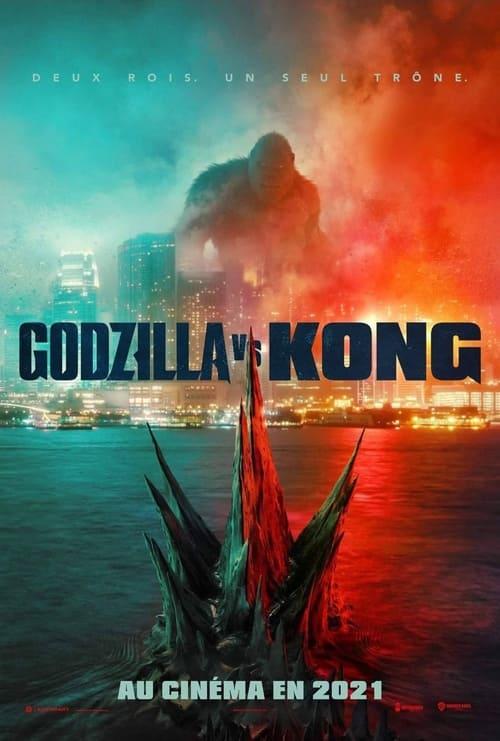 [VF] Godzilla vs. Kong (2021) streaming fr