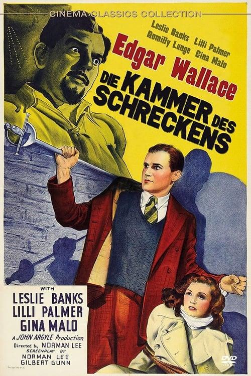 Poster von Die Kammer des Schreckens