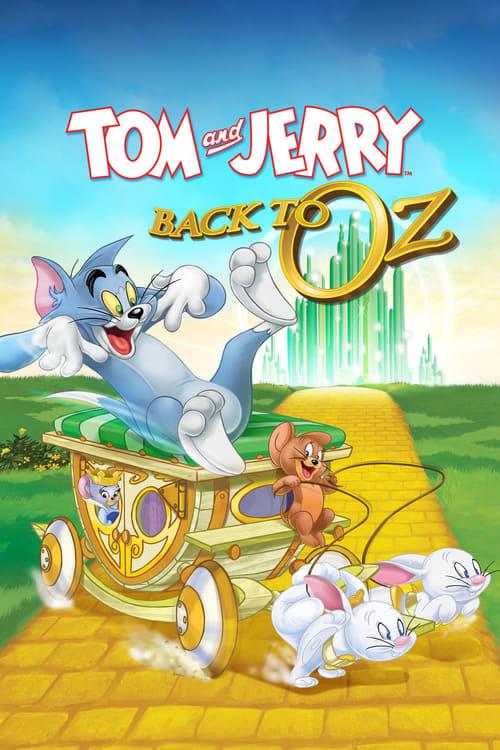 مشاهدة Tom & Jerry: Back to Oz في نوعية جيدة مجانا