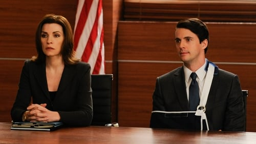 The Good Wife - Season 5 - Episode 18: All Tapped Out
