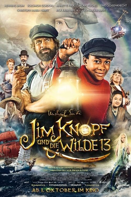 Jim Knopf und die Wilde 13 - Abenteuer / 2020 / ab 0 Jahre