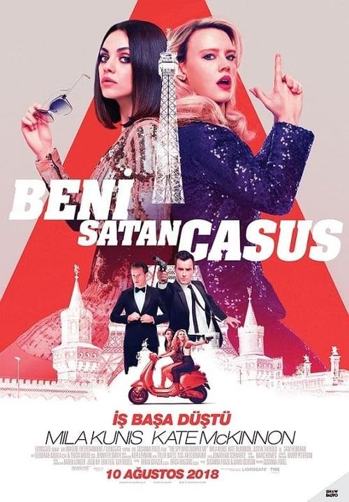 The Spy Who Dumped Me ( Beni Satan Casus )