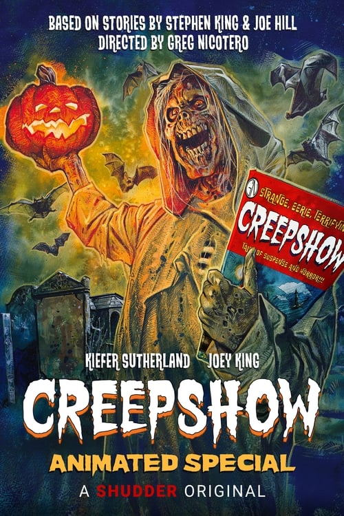 Watch A Creepshow Animated Special Online Putlocker
