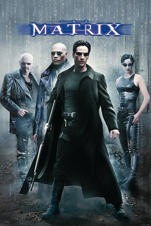 Largescale poster for The Matrix