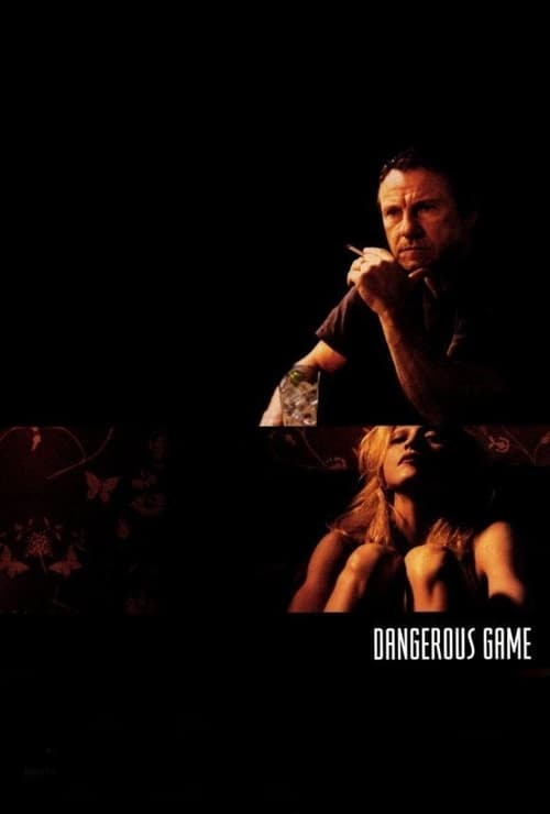The poster of Dangerous Game