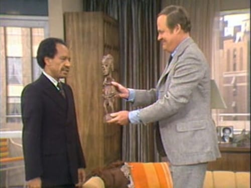 The Jeffersons: Season 1 – Episode George's Family Tree