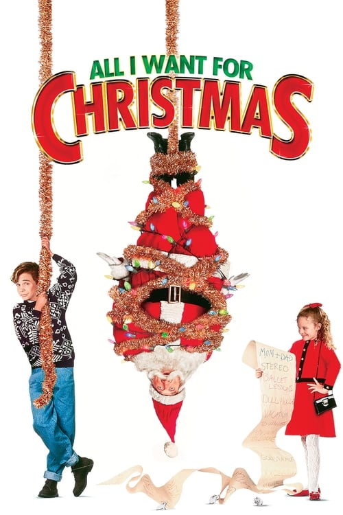 All I Want for Christmas - Poster
