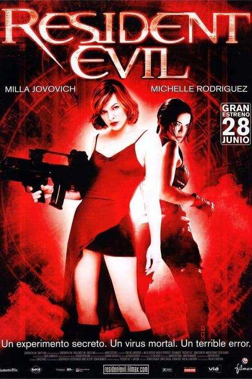 Resident Evil Peliculas gratis