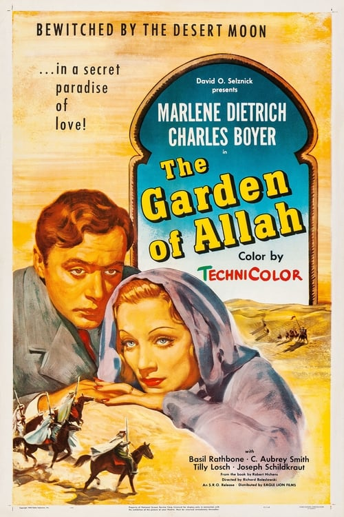 Largescale poster for The Garden of Allah