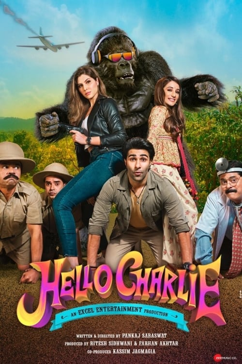 Hello Charlie HD English Full Episodes Download