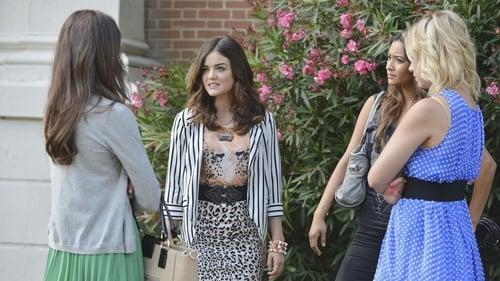 Pretty Little Liars - Season 3 - Episode 14: 14