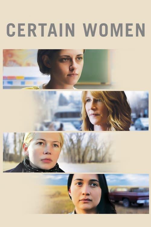 Watch Certain Women (2016) Full Movie