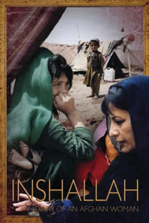 Ver pelicula Inshallah: The Diary of an Afghan Woman Online