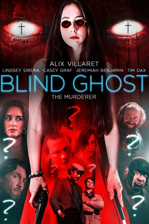 Blind Ghost Poster