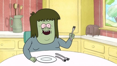 Regular Show 2011 Dvd: Season 3 – Episode Fancy Restaurant