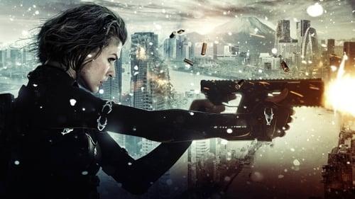Resident Evil: Retribution – Face of the Fan 2012