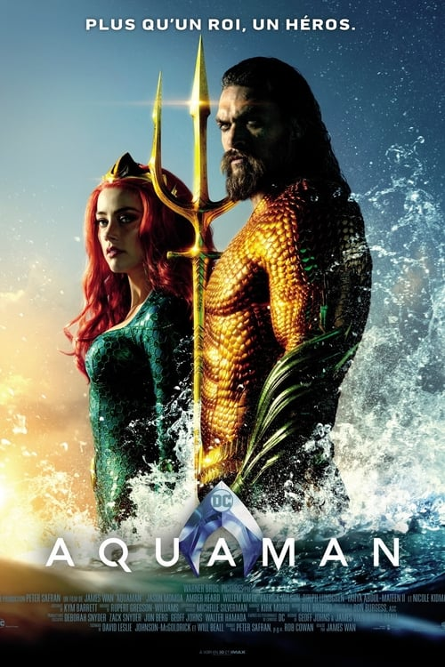 Voir Aquaman Film Streaming HD