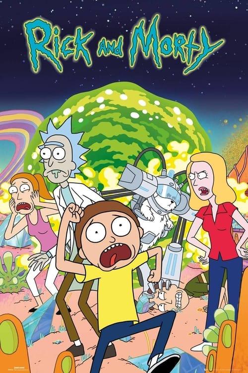 Rick and Morty - Season 5 - Episode 6: Rick & Morty's Thanksploitation Spectacular