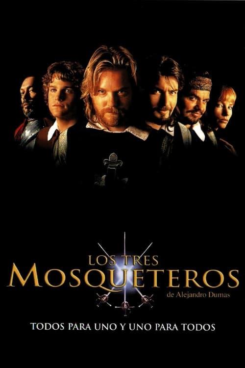Mira La Película Los tres mosqueteros En Español En Línea