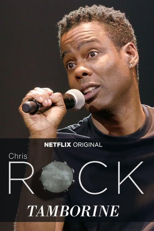 Poster von Chris Rock: Tamborine