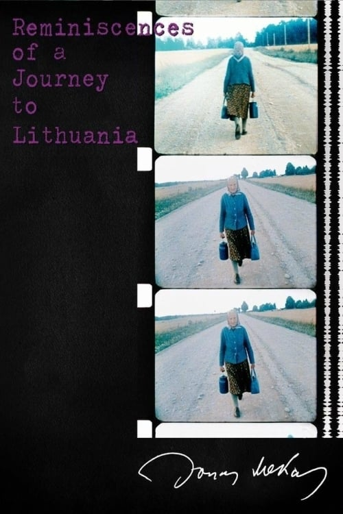 Reminiscences of a Journey to Lithuania poster image