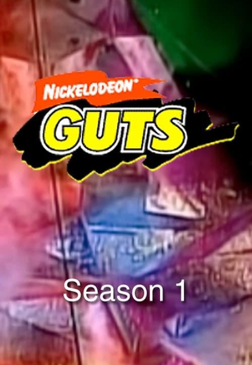 Nickelodeon Guts Season 1
