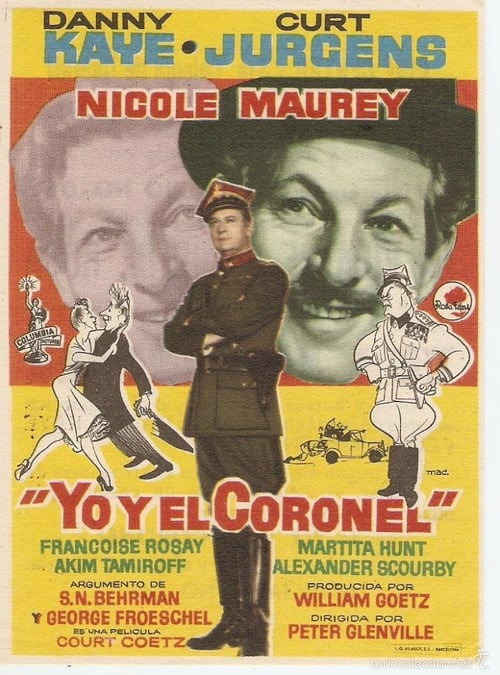 Película Yo y el coronel Gratis En Línea