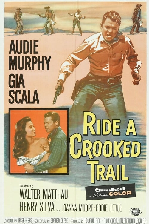 Download Ride a Crooked Trail (1958) Full Movie