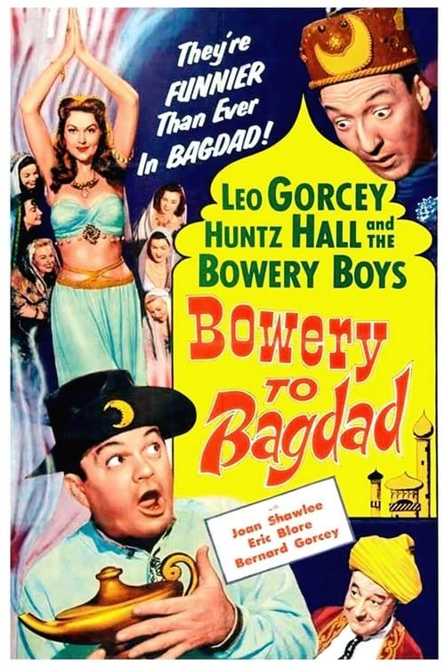 Film Bowery to Bagdad Doublé En Français