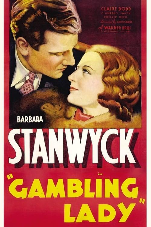 Poster von Gambling Lady