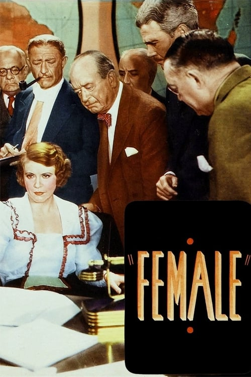 Download Female (1933) Movie Free Online