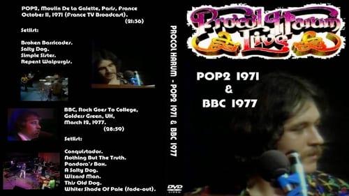 Ver pelicula Procol Harum - Live  - POP2 (1971) & BBC (1977) Online