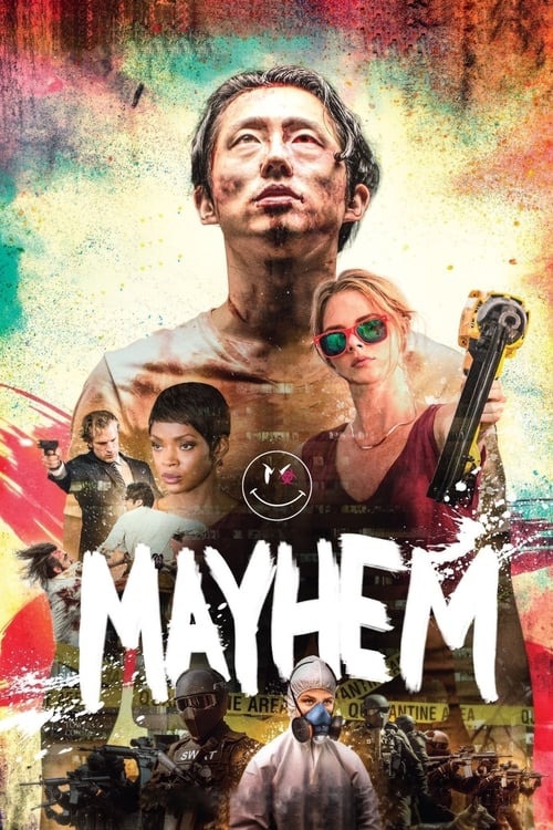 Watch Mayhem (2017) Full Movie