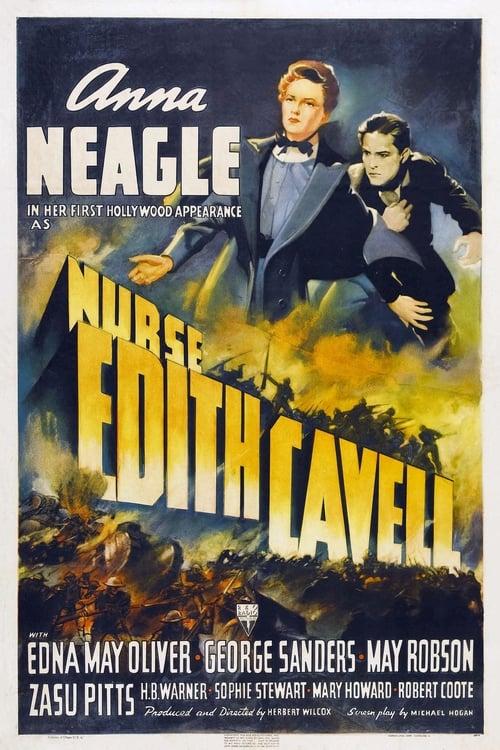 مشاهدة الفيلم Nurse Edith Cavell مجانا