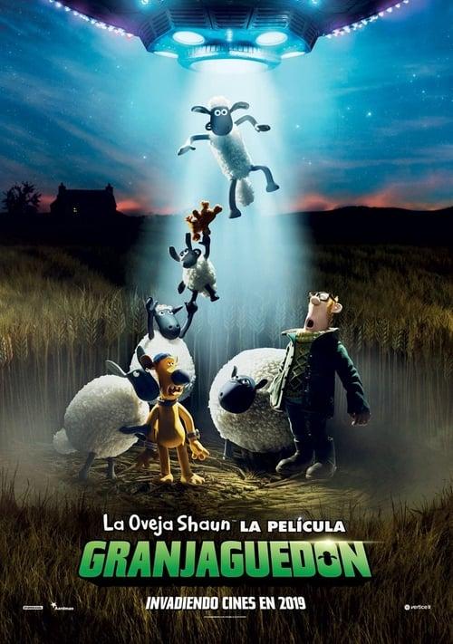 Mira La Película La oveja Shaun, la película: Granjaguedón Completamente Gratis