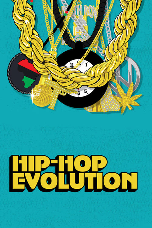 Poster von Hip Hop Evolution