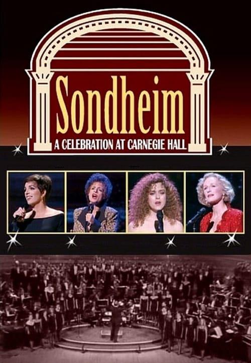 Sondheim: A Celebration at Carnegie Hall (1992)