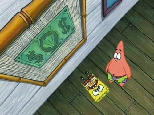 SpongeBob SquarePants: Season 3 – Episode Wet Painters