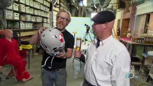 MythBusters: Season 2010 – Épisode No Pain, No Gain