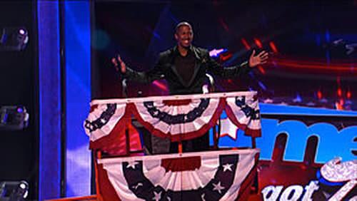America's Got Talent: Season 6 – Épisode Week 10, Night 1