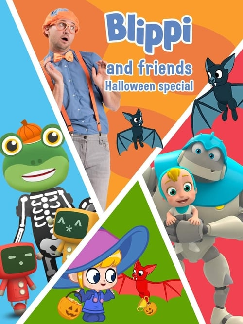 Blippi and Friends: Halloween Special