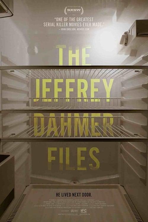 The Jeffrey Dahmer Files (2013) Poster