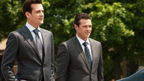 Suits - Season 1 - Episode 9: Undefeated