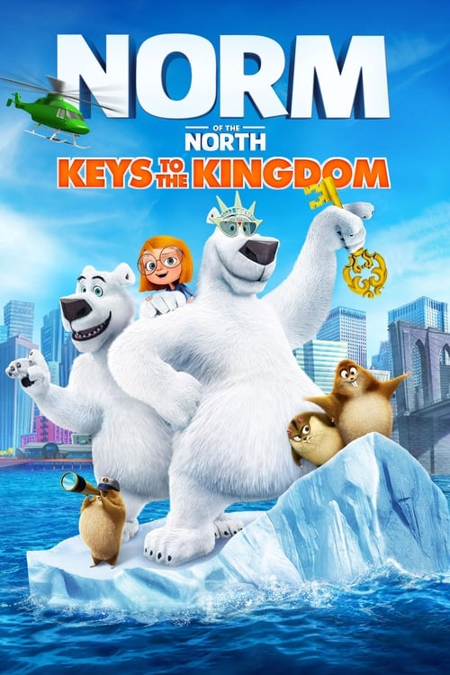 Watch streaming Norm of the North: Keys to the Kingdom
