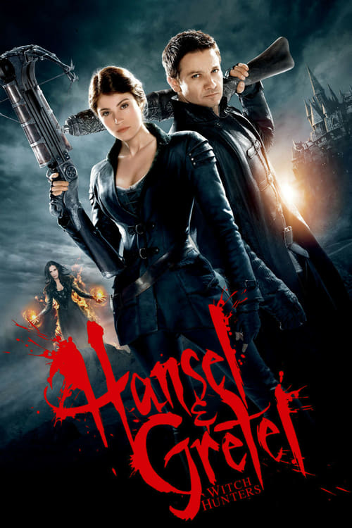 Streaming Hansel & Gretel: Witch Hunters (2013) Best Quality Movie